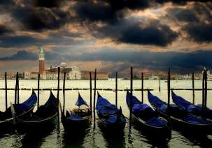 Venice: too many tourists make the city suffer