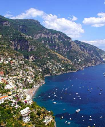 villas for rent in amalfi