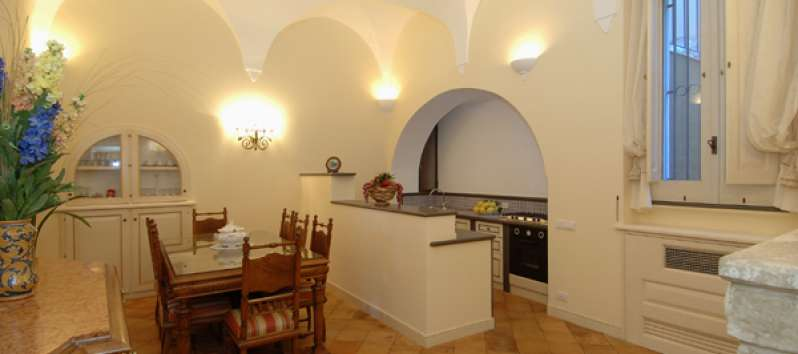 Villa Anouk fully equipped kitchen