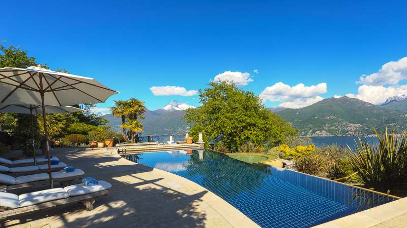 Villa Michelle - swimming pool