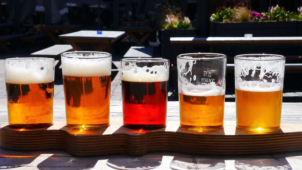 Micro craft breweries in Italy: great beer, great success
