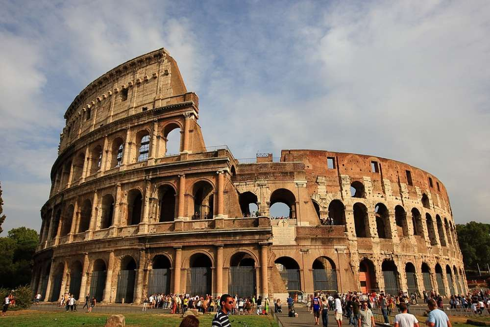 Rome, the Eternal City, marks its 2770 birth anniversary