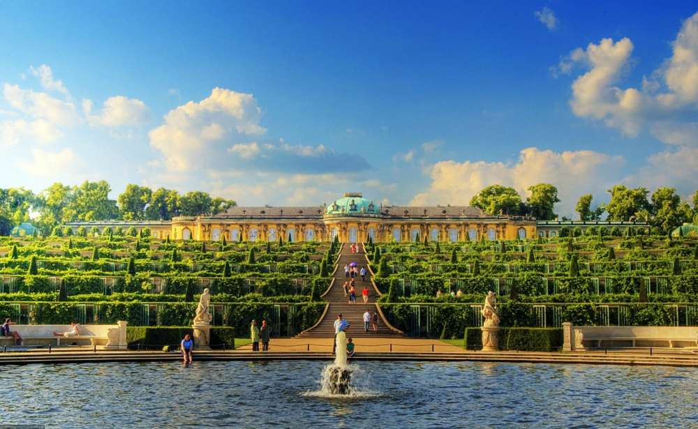 Sanssouci Palace In Potsdam Things To See And Entrance Times