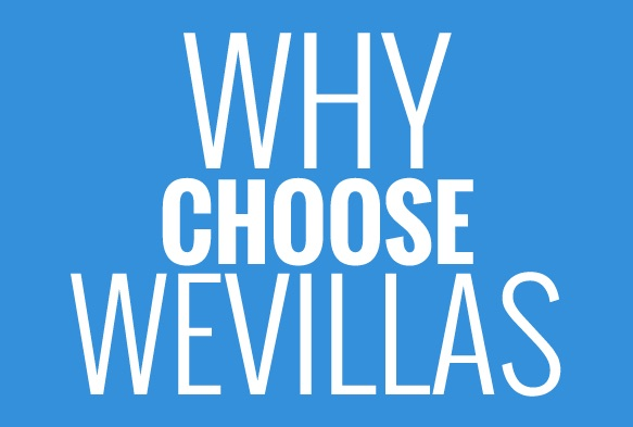 Why WeVillas