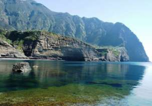 Salina Island: beaches and volcanoes in the Aeolian archipelago