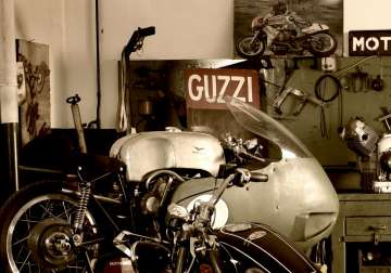 Moto Guzzi Museum in Mandello del Lario: visit and opening hours
