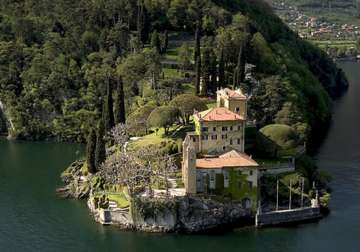 Villa Balbianello in Lenno, a lovely home to visit in Como Lake