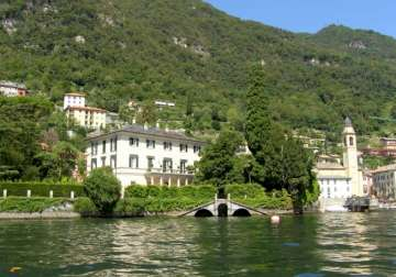 Villa Oleandra in Laglio: the summer home of George Clooney on Como Lake