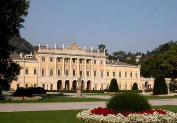 Villa Olmo in Como: the palace on the lake
