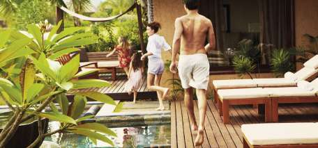 Family-friendly Villas