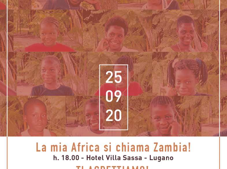 WeVillas for PAMO O.N.L.U.S: we support Zambia!
