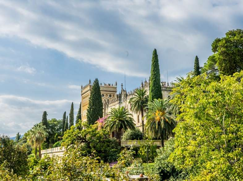 3 of the most beautiful public gardens in Italy