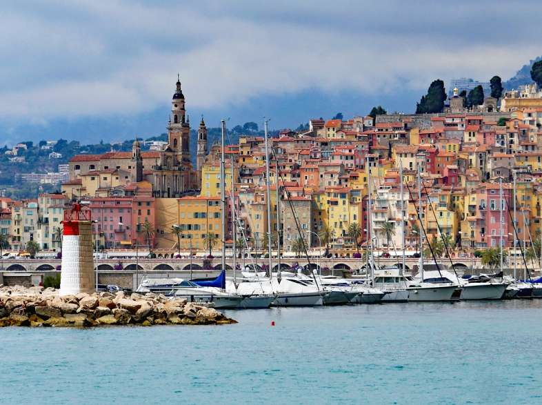 Côte d'Azur: luxury vacation on the French Riviera