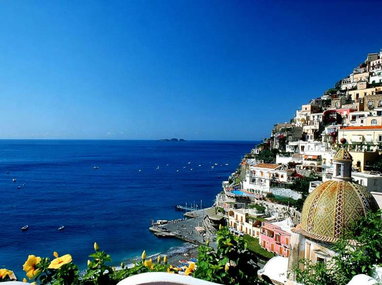 Things to see in Positano, the artwork on the Amalfi Coast