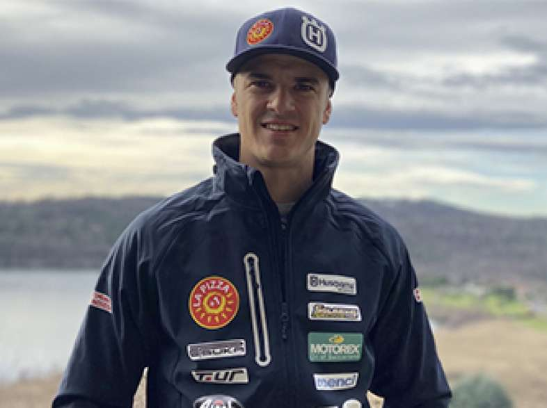 WeVillas supports Jacopo Cerutti in the Dakar 2020