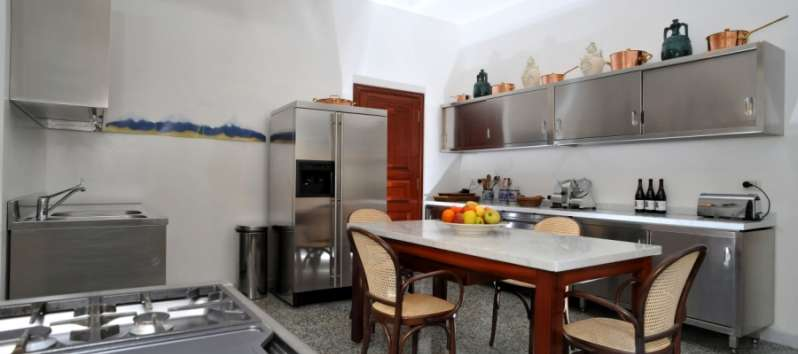 Villa Ilia and fully equipped  kitchen