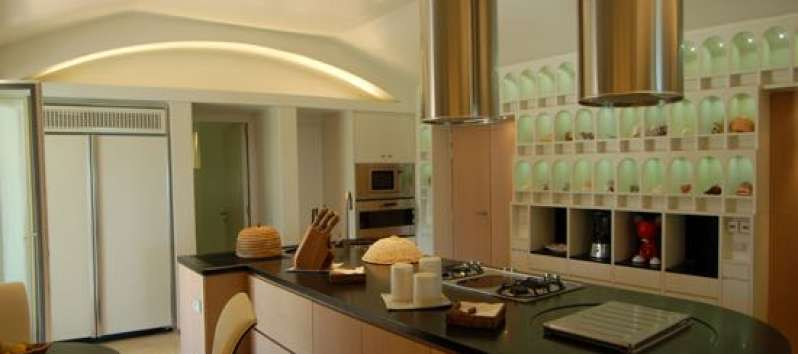 Stone Villa's fully equipped kitchen