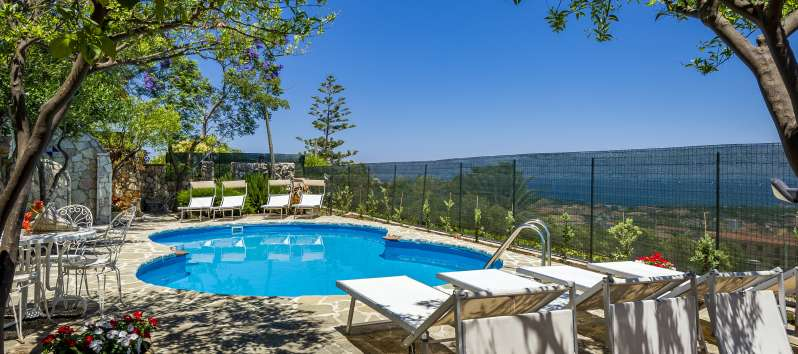 luxury property located in Sicily