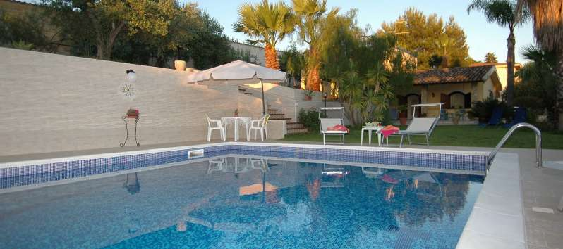 Luxury villa in Sicily for rent