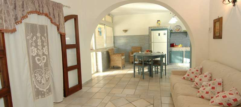 Amazing homestead for rent in Sicily