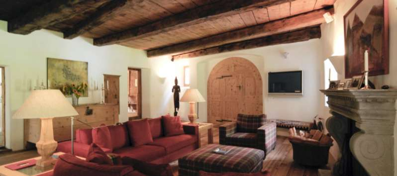 stay in the chalet in Susauna