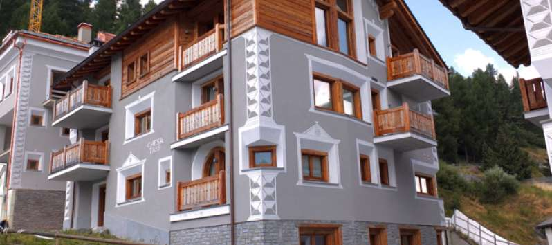 apartment in Canton of Grisons