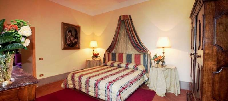 Castello Hedera double room