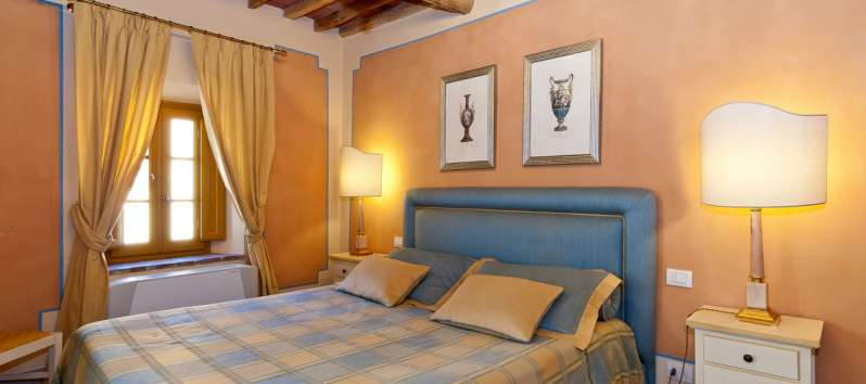 Villa Eracle blue double room