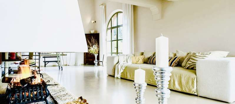 living room-villa-toscana