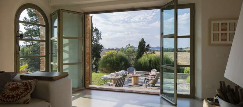 open space-villa-toscana
