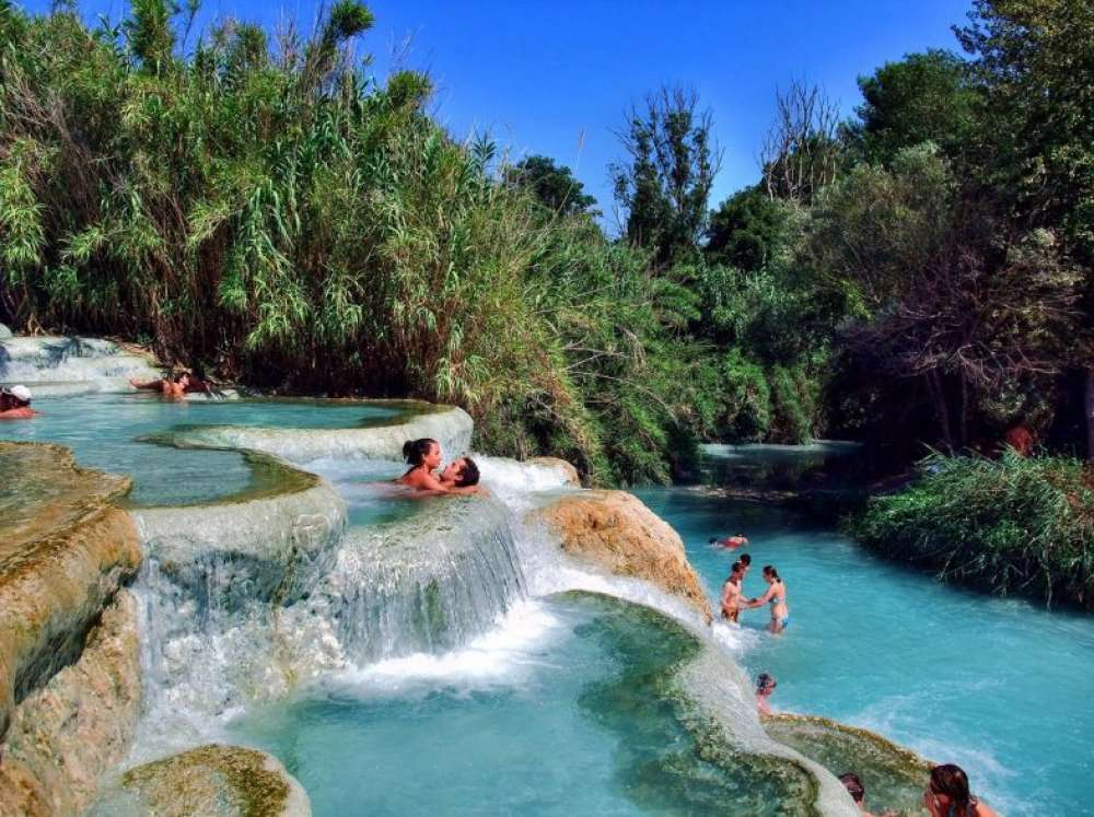 Terme di Saturnia, luxury and relaxation in the heart of Tuscany