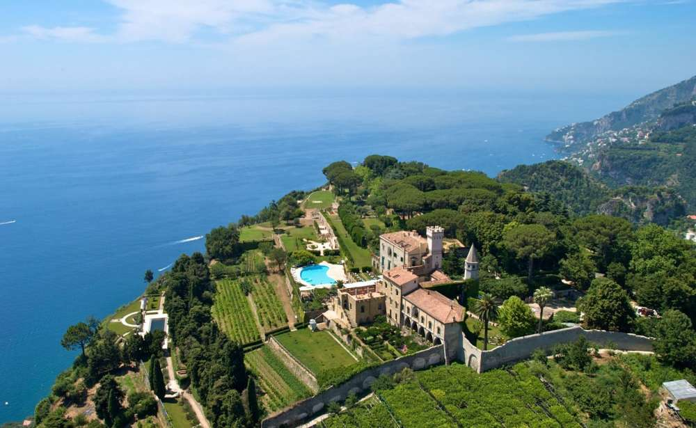 Villa Cimbrone In Ravello Opening Times Prices And Info