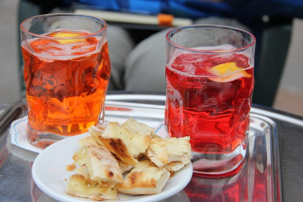 Aperitivo in Italy: itu0027s time for a Spritz!