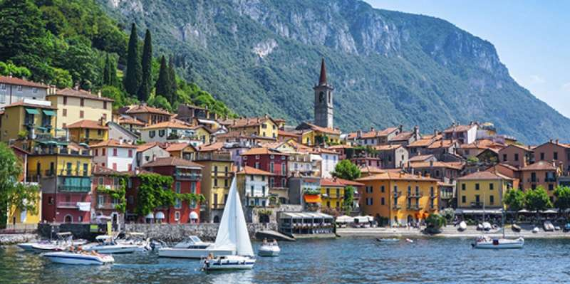 Lake Como Is The Best Choice For Many Travelers Who Decide To Plan Their Vacation In Italy Most Por And Deepest Whole Country