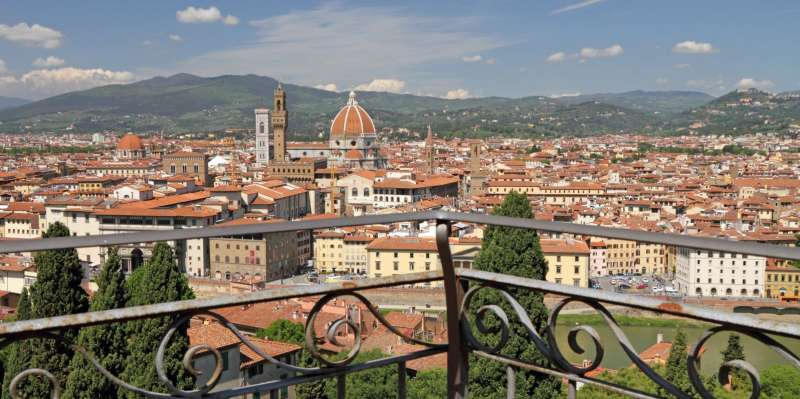 Florence Is One Of The Most Beautiful Cities In Italy And Is The Ideal  Destination For A Vacation To Discover The Artistic Beauty Of This  Peninsula.