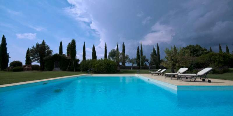 Beautiful Villas With Pool In Natural Context In Tuscany